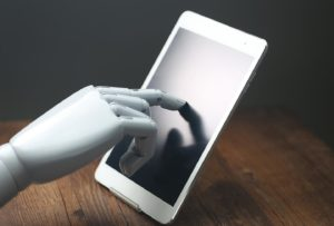Artificial intelligence in customer service: The future is now