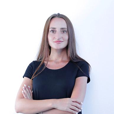Golovata Alina HR Manager