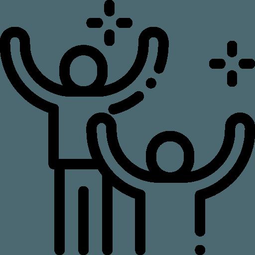 Net happiness score measurement