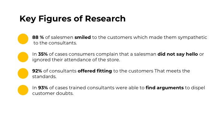 Retail Industry Research